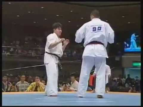 Kyokushinkai  Karate best KOs with MWNN Image 1