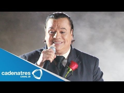 Juan Gabriel es internado por una severa neumonía / Juan Gabriel is hospitalized for pneumonia