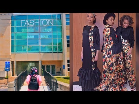Why I Chose Kent State's Fashion School |Fashion Design Life Ep 3