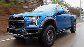 My Week with the 2019 Ford F-150 Raptor!