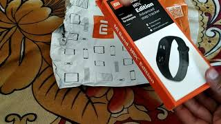 Mi #Band  #HRX #Edition #unboxing# first #Look