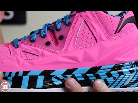 Li-Ning Way of Wade 2.5 Encore 'Flamingo'