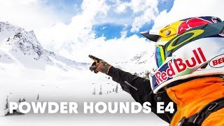 Pushing the Limits of What's Possible on a Snowbike  | Powder Hounds E4