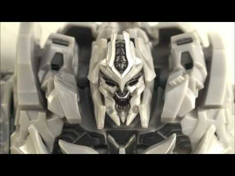 Transformers 2 ROTF Movie Leader Megatron Review