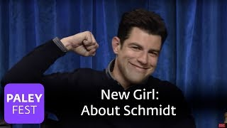 New Girl - The Writers and Max Greenfield Talk About Schmidt