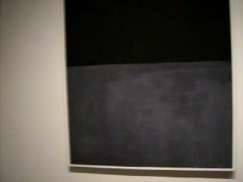 Mark Rothko at the Washington National Gallery