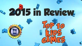 Top 10 Kid's Games of 2015