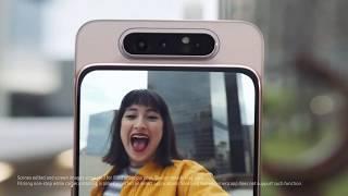 Galaxy A80ល្អសំរាប់ Vloggers, Facebook liveតែហេតុអ្វីថ្លៃម្លេះ?