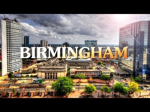 MY TRIP TO BIRMINGHAM - UK | 2013