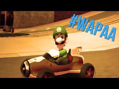 Wapaa!   Luigi a una de rápido y furioso