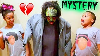 MYSTERY MAN vs Shiloh and Shasha! - Onyx Kids