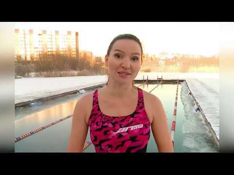 ЗАКАЛЯЕМ ДУХ И ТЕЛО | КУПАНИЕ В ПРОРУБИ | ЗИМНЕЕ ПЛАВАНИЕ | WINTER SWIMMING RUSSIA