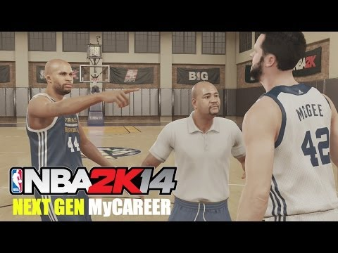 NBA 2K14 (Next Gen) Wally McGee MyCareer - EP10 (Tempers Flare Between Teammates!)