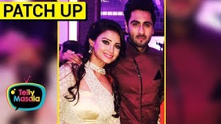 Adaa Khan And Ankit Gera Back TOGETHER | SPOTTED | TellyMasala