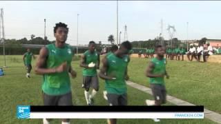 """كرة القدم ـ عودة """"الفيلة"""" الى بلادهم بعد تتويجهم بكأس الأمم الافريقية"""