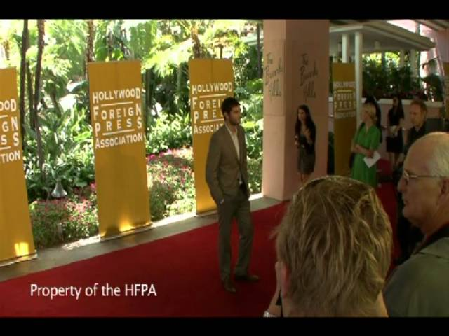 HFPA luncheon 2011 arrivals