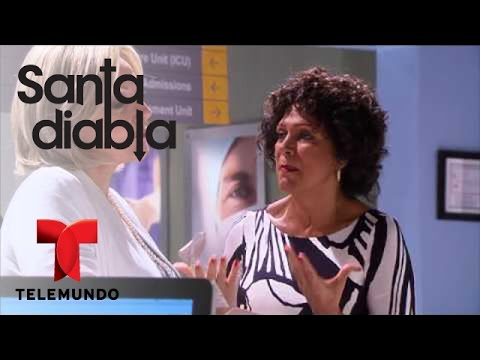 VIDEO: Santa Diabla / Capítulo 45 (1/5) / Telemundo - México