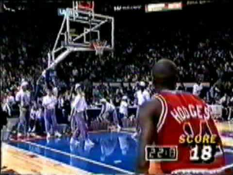 Craig Hodges three point shooting contest performance
