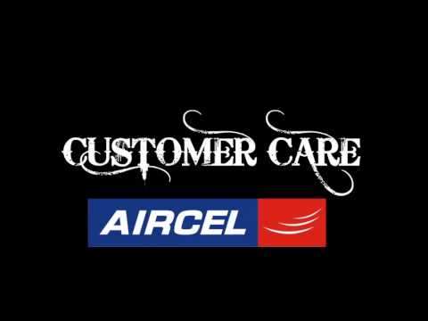Aircel Customer Care (tamil) video