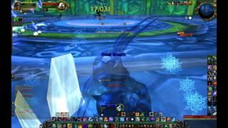 Naxxramas 25 man: Sapphiron solo with hunter (MoP 5.1)