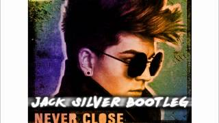 Adam Lambert - Never Close Our Eyes (Jacky Silver Bootleg)