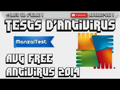 [Test] AVG Free Antivirus 2014