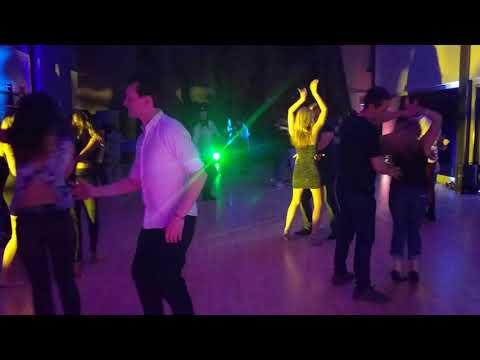 V12 UKDC DJ-KAKAH XMAS Social Dance Party ~ video by Zouk Soul