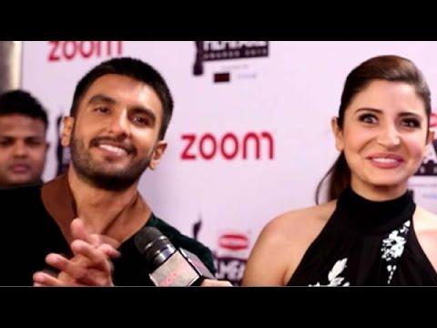 Ranveer Singh & Anushka Sharma's Matargashti | Bollywood Gossip