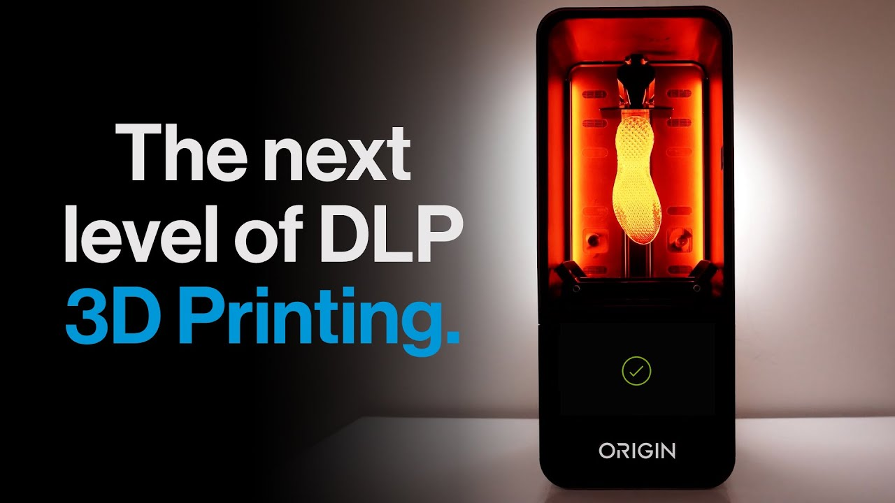 Introducing Origin One - Open Additive Manufacturing
