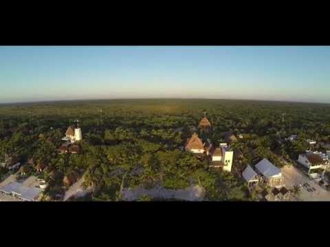 Droning the world - Part 2 - DJI Phantom in Mexico