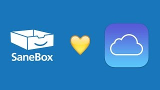 SaneBox | SaneLater intro video for iCloud