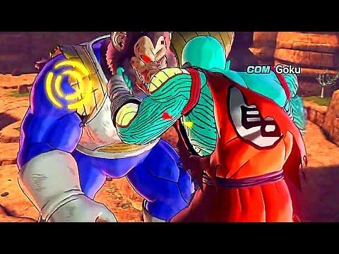 Dragon Ball XENOVERSE 2 - All Transformation (BETA)