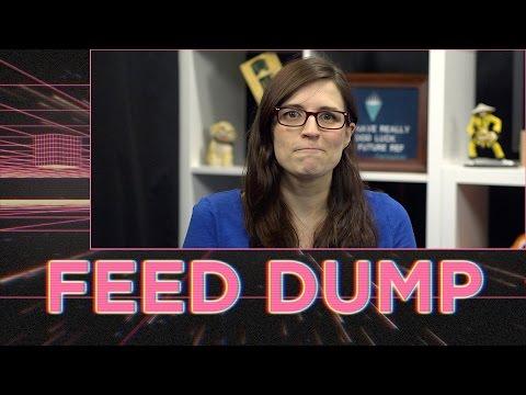 Feed Dump 217 - A Surprisingly Articulate Butt