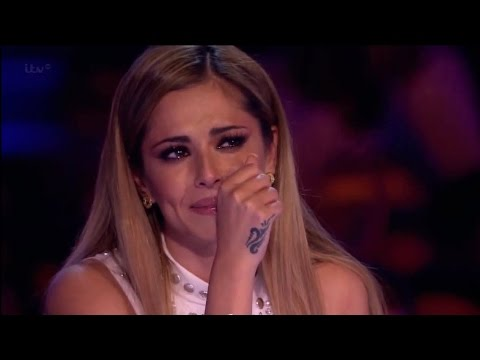 Andrea's Stunning Vocal Makes Ceryl Cole Cry - I Didn't Know My Own Strength - The X Factor UK