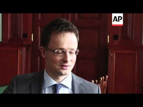 Szijjarto: Hungary must talk to Russia on energy