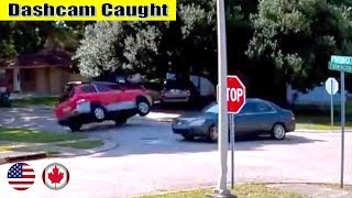 Ultimate North American Cars Driving Fails Compilation - 231 [Dash Cam Caught Video]