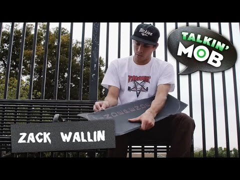 Zack Wallin: Independent Trucks x Graphic MOB Griptape
