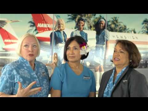 Flying with Hawaiian Airlines for 40 Plus Years