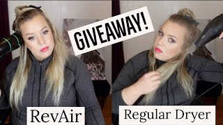 RevAir GIVEAWAY! + Side by Side Comparison