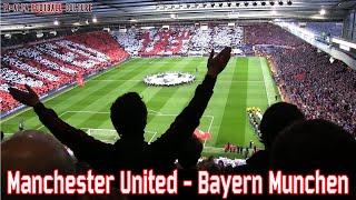 Manchester United - Bayern Munchen (Apr 1, 2014)
