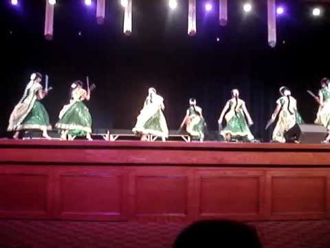 Spring Fest 11- O re Kanchi- Bollywood Dance