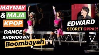 [HD] MAYMAY and MAJA K-Pop Dance Showdown + EDWARD Barber's OPPA moment | Maja On Stage