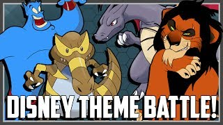 Pokemon Theme Battle - Disney Characters! Ft. Original151