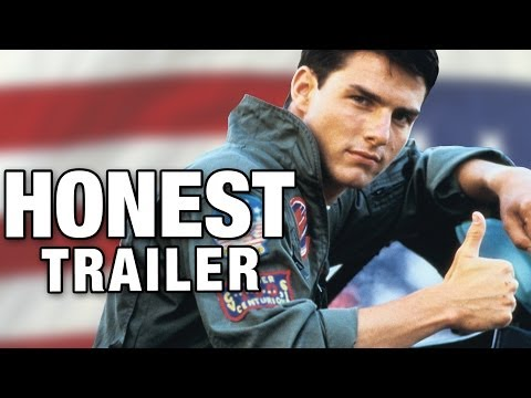 Honest Trailers - Top Gun