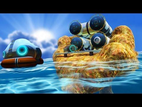 ISLAND BASE | Subnautica #9