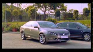 VOLKSWAGEN Passat B7 IPL TVC  Park Assist - 30sec - MAGIC HOUR FILMS (India)