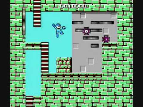 Mega Man 1 - Cut Man Perfect Run