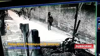 CCTV Terbaru: Pelecehan Wanita Berhijab Oleh Pemotor Di Beji Depok