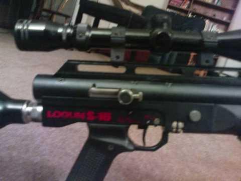 Logun s16 22. Co2 Air Rifle