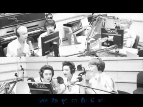 Exo sing Happy Birthday song
